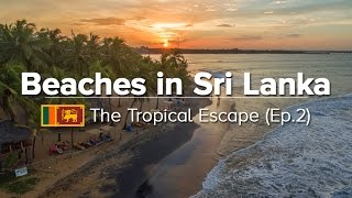 In this episode I show you the best beaches in Sri Lanka from the west coast over the south coast to the lesser know east coast...