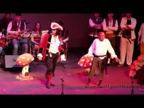 Pregón del Carnaval de Isla Cristina 2017