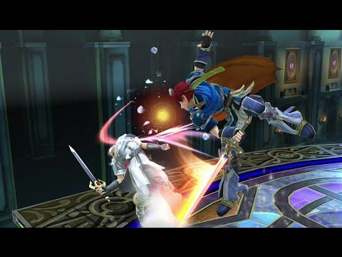 Roy True Combos and Kill Setups - Super Smash Bros. for Wii U