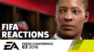 FIFA 17 Press Conference Reactions - E3 2016 GameSpot Post Show by GameSpot