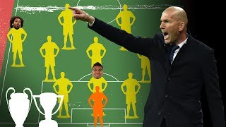 Video How Zidane's Tactics Proved The World Wrong | Copa90 & Top Eleven MP3, 3GP, MP4, WEBM, AVI, FLV Juni 2018
