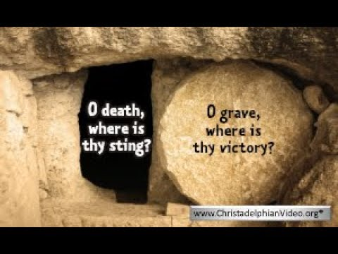 Bible quotes  O Grave where is they victory  O death where is thy sting  mp4