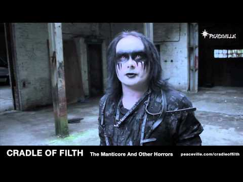 CRADLE OF FILTH - Dani answers questions about The Manticore and Other Horrors