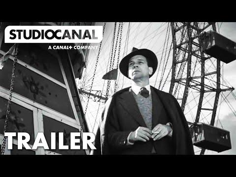 THE THIRD MAN - Official Trailer - Restored in Stunning 4K