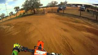 3. Cycle Ranch - KTM 250 XC-W 2011