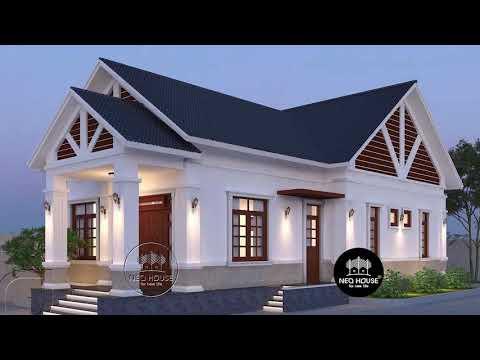 Tuyển tập các thiết kế nhà ở đẹp