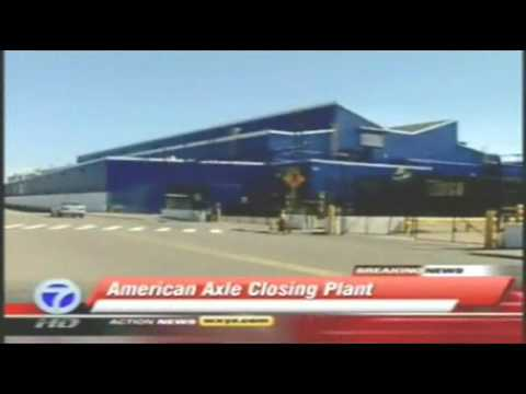 Obama Sends American Axle To Mexico