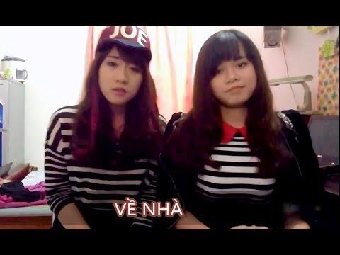 Anh Không Đòi Quà Cover bởi 2 hot girl