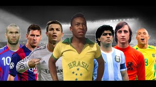 Video Top 20 Best Football Players of All Time • **OUTDATED** MP3, 3GP, MP4, WEBM, AVI, FLV Oktober 2018