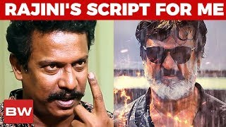 "Video ""At Kaala shooting spot Rajini sir asked me to act in his Script"" - Samuthrakani 