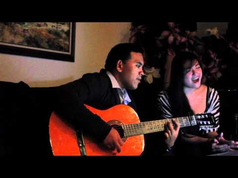 J. Anthony & Charlene Guevarra- Turn Your Lights Down Low (Cover)