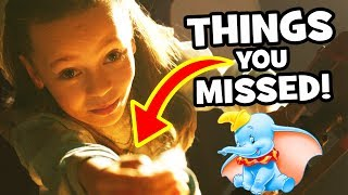 Video DUMBO Official Teaser Trailer Breakdown, Easter Eggs & Things You Missed MP3, 3GP, MP4, WEBM, AVI, FLV Juni 2018