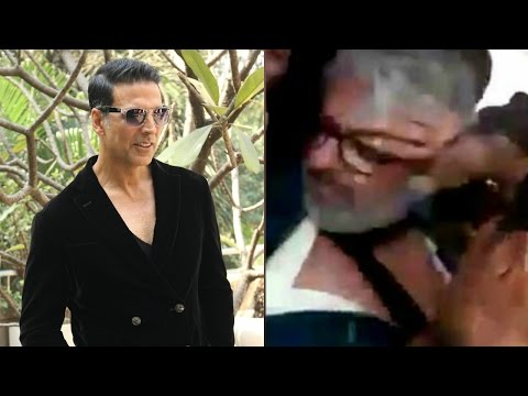 Akshay Kumar Reacts On Sanjay Leela Bhansali Incident On Padmavati Set