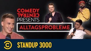 Alltagsprobleme | Staffel 1 - Folge 1 |Comedy Central Presents ... STANDUP 3000