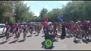 Uluslar arası medeniyetler bisiklet turu Diyarbakır