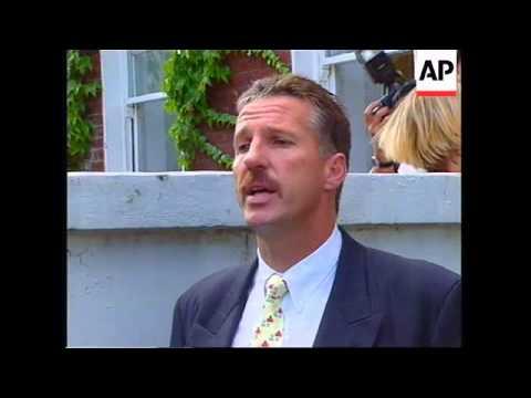 UK: FORMER PAKISTAN CRICKET CAPTAIN IMRAN KHAN WINS COURT BATTLE