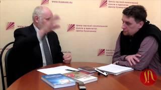 Интервью Степана Сулакшина «Колоколу России»