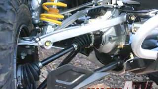 9. ATV Television Test - 2008 Can Am Renegade 800X