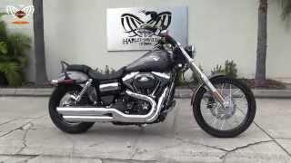 6. New 2016 Harley Davidson FXDWG Dyna Wide Glide