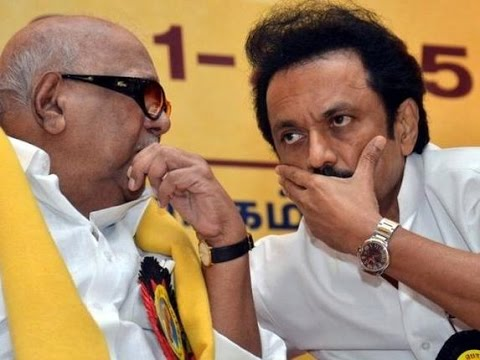 DMK-Chief-Karunanidhi-Commence-election-campaign-today-at-Chennai
