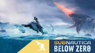 Subnautica: Below Zero Early Access Trailer