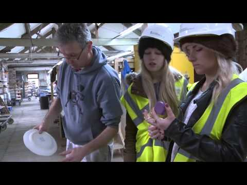 Unity Foundation Progressionz Project: Middleport Pottery Factory Tour