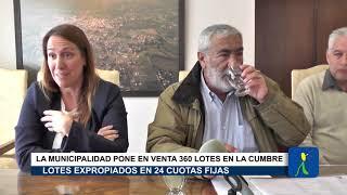 VIGNETTA Y CONCHA JUNTO A OMAR FERREYRA: GIARDINO TRABAJA EN LA PREVENCION DE RIESGOS CLIMATICOS