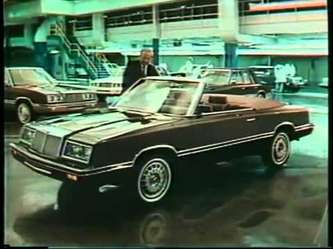 #61 Chrysler - Iacocca (TOP 100 Automotive Commercials of all time)