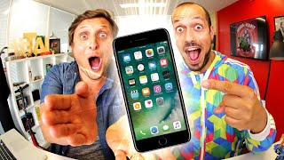 Video ON VOUS OFFRE UN lPHONE 7+ ! MP3, 3GP, MP4, WEBM, AVI, FLV Agustus 2017