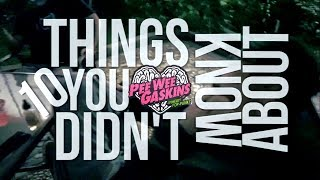 Video 10 Things You Didn't Know About Pee Wee Gaskins MP3, 3GP, MP4, WEBM, AVI, FLV Juli 2019