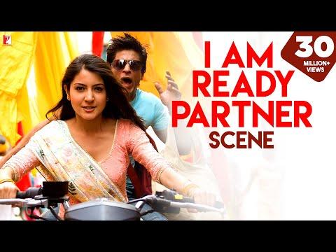 Video Scene:  I am ready Partner | Rab Ne Bana Di Jodi | Shah Rukh Khan | Anushka Sharma download in MP3, 3GP, MP4, WEBM, AVI, FLV January 2017