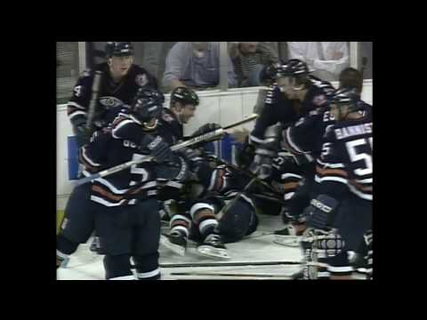 Todd Marchant's 1997 Game 7 OT winner vs. Dallas Stars