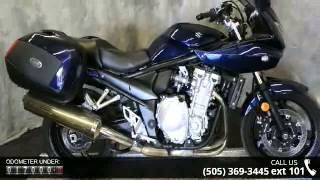 9. 2009 Suzuki Bandit 1250S