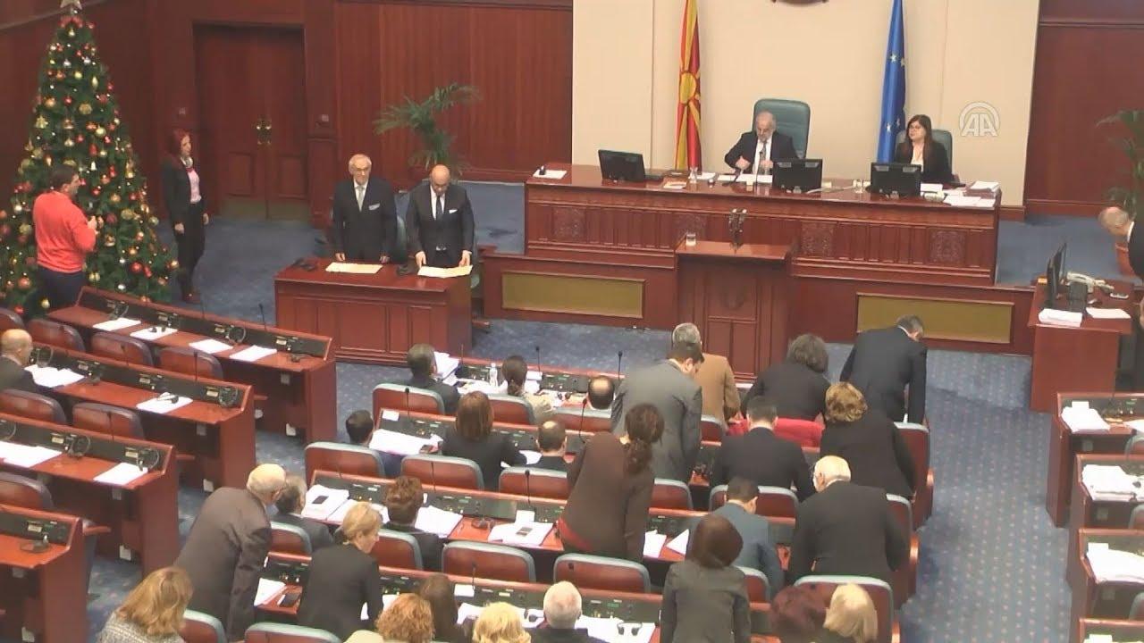 ΠΓΔΜ: Ψηφίστηκε ο νόμος για τη διεύρυνση της χρήσης της αλβανικής γλώσσας στη χώρα