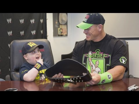A look back at John Cena's 500 wishes with Make-A-Wish
