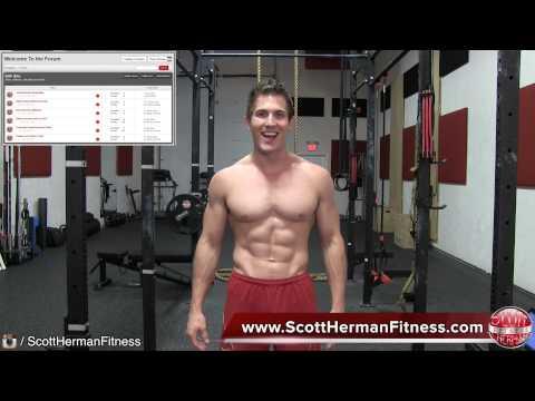 Exercise - Website: http://www.ScottHermanFitness.com/ Instagram: http://www.instagram.com/ScottHermanFitness Facebook: http://www.facebook.com/ScottHermanFitness Twitter: https://www.twitter.com/Scott_Herma...