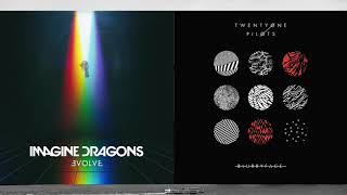 Video Stressed Out Thunder (Imagine Dragons/Twenty One Pilots Mashup) MP3, 3GP, MP4, WEBM, AVI, FLV April 2018