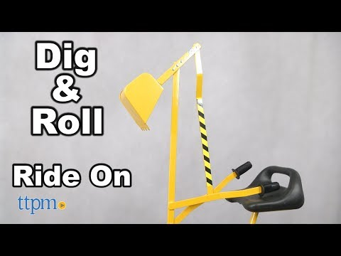 Dig & Roll from Reeves