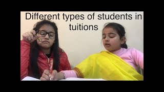 Video Diffrent types of students in tuitions 📚📚📚 MP3, 3GP, MP4, WEBM, AVI, FLV Mei 2018