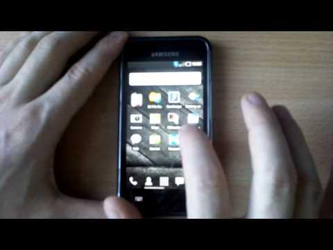 comment installer des application sur samsung galaxy s'i9000