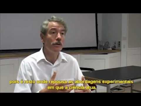 O dr. Ian Hutchinson fala sobre o cientificismo
