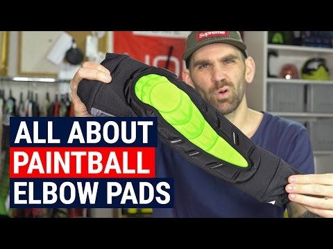 All About Paintball Elbow Pads: Sizes, Padding, Protection!