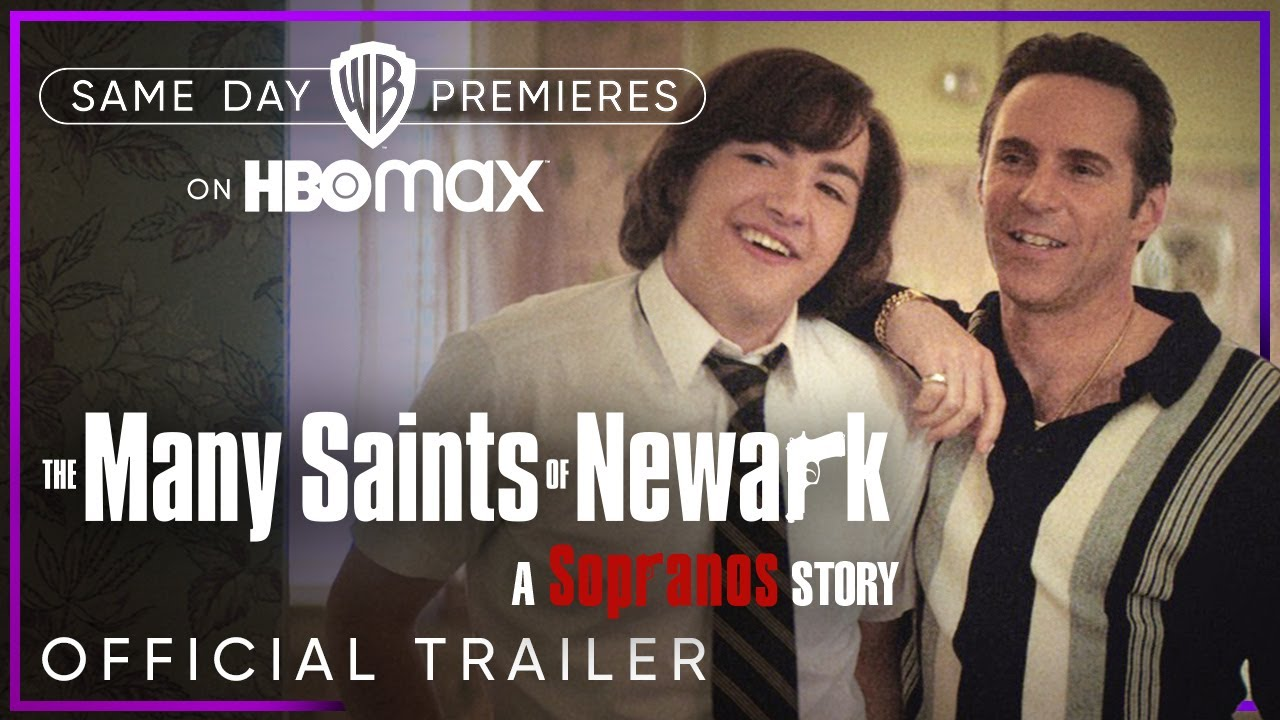 Trailer for The Many Saints of Newark (2021) Image