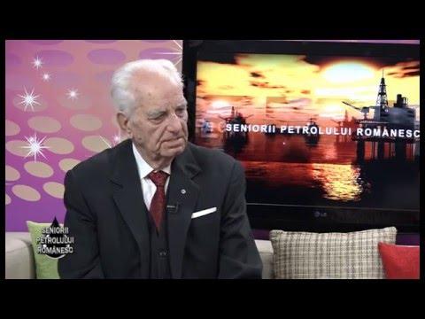 Emisiunea Seniorii Petrolului Romanesc – 13 februarie 2016