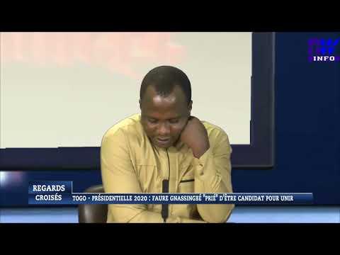"""Togo - Présidentielle 2020 : Faure GNASSINGBÉ """"Prié"""" d'être candidat pour UNIR (RC 06 12 2019 P 4)"""