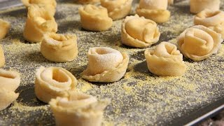 Homemade Tortellini | Episode 1121 by Laura in the Kitchen