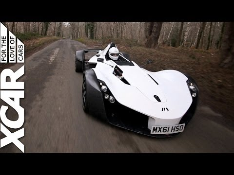 BAC   Mono Supercar | Video