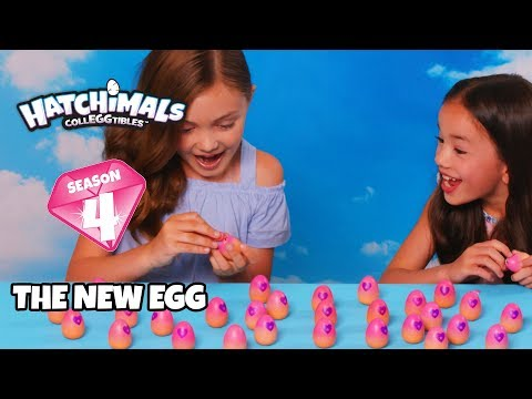 Hatchimals CollEGGtibles Season 4 | Ch. 2 The New Egg