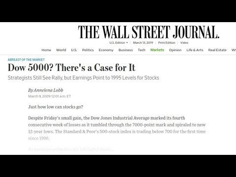 Dow Jones 5000?