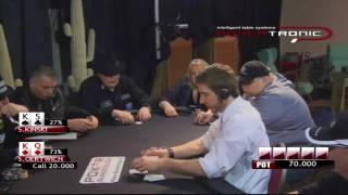 Das Jahresfinale Der Poker-Bundesliga 2009 - Teil 1 Von 2